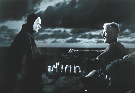 Ingmar Bergman. The Seventh Seal. 1957.