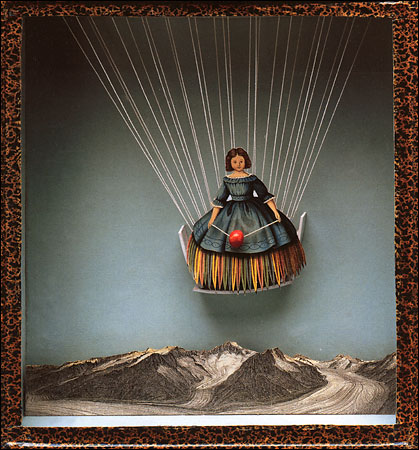 Joseph Cornell. Untitled (Tilly Losch). 1935-38.