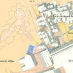 Aditi Raychoudhury. Site Plan. 1994.
