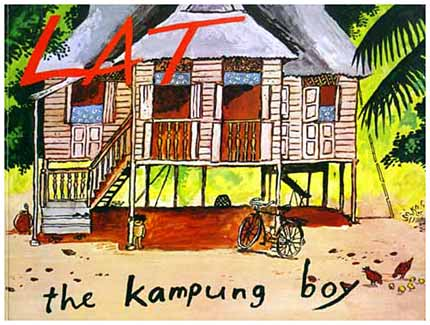 Lat. Kampung Boy. Published By First Second, 2006.