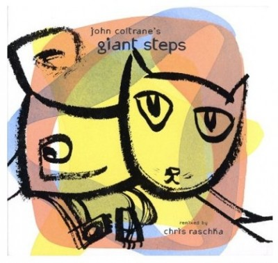 Chris Rashcka. John Coltrane Giant Steps. 2002.
