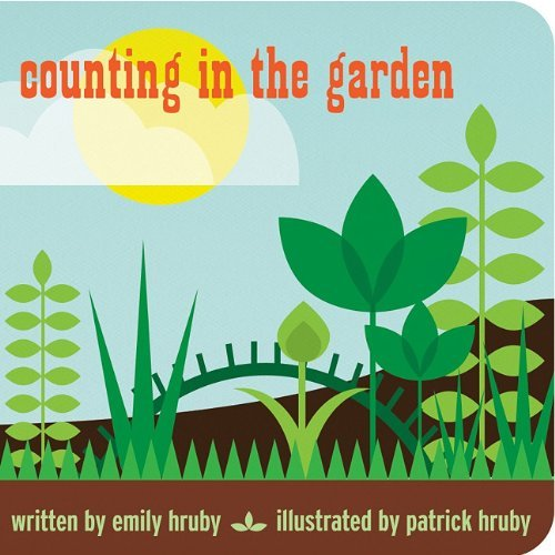 Patrick Hruby. Counting in the Garden (Cover Illustration). 2011.