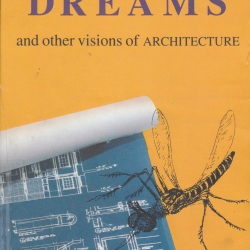 Malaria Dreams Cover. 1995. Pen and Ink.