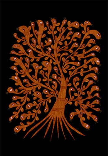 Tara books. The Nagphani Tree (From The Nightlife of Trees). 2006.