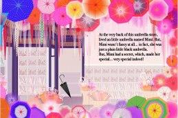 Aditi Raychoudhury. Mimi. 2015. Adobe Illustrator.