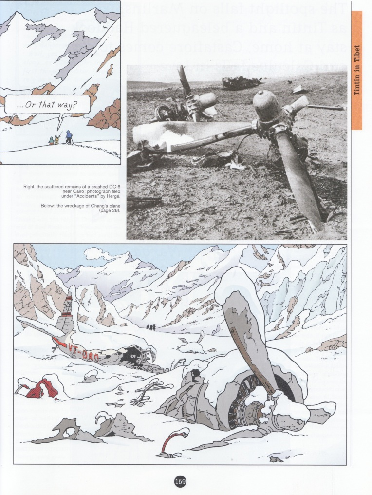 Tintin in Tibet. Hergé. 1958.