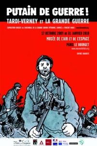 Jacques Tardi. Putain de Guerre! Casterman, 2008