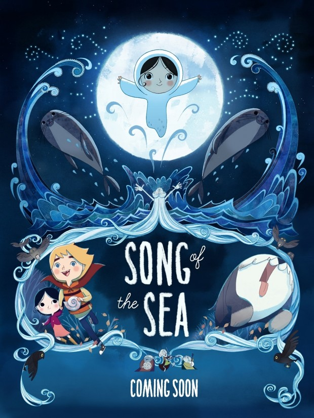 Press Release for the Song of the Sea.
